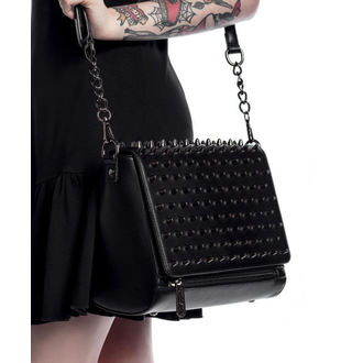 handbag (bag) KILLSTAR - Rhea Spiked - Black, KILLSTAR