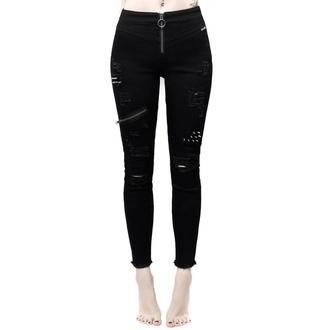 Women's trousers KILLSTAR - Riot - KSRA001900