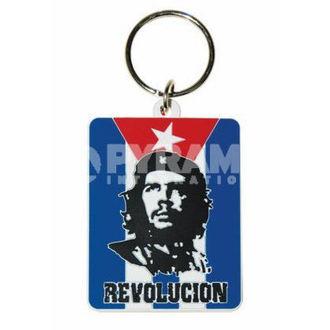 key ring (pendant) Che Guevara (Flag) - PYRAMID POSTERS, PYRAMID POSTERS, Che Guevara