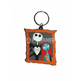 pendant The Nightmare Before Christmas (Jack & Sally) - RK38063, NIGHTMARE BEFORE CHRISTMAS