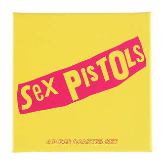 Coasters Sex Pistols - ROCK OFF, ROCK OFF, Sex Pistols