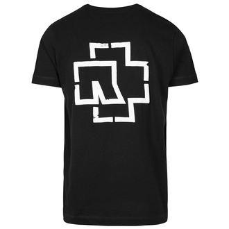 t-shirt metal men's Rammstein - Balken - RAMMSTEIN, RAMMSTEIN, Rammstein