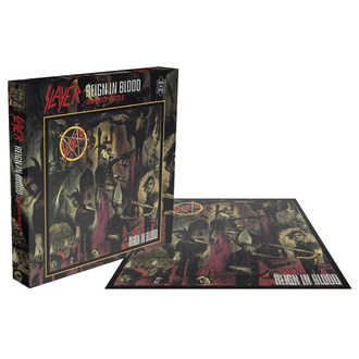Jigsaw puzzle SLAYER - REIGN IN BLOOD - PLASTIC HEAD - RSAW004PZ