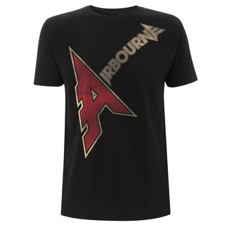 t-shirt metal men's Airbourne - A-Logo - NNM, NNM, Airbourne