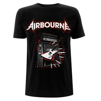 t-shirt metal men's Airbourne - No Ballads - NNM, NNM, Airbourne