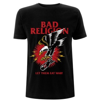 t-shirt metal men's Bad Religion - Bomber - NNM, NNM, Bad Religion