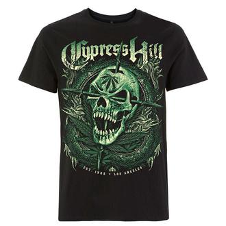 t-shirt metal men's Cypress Hill - Fangs Skull - NNM - RTCPHTSBFAN