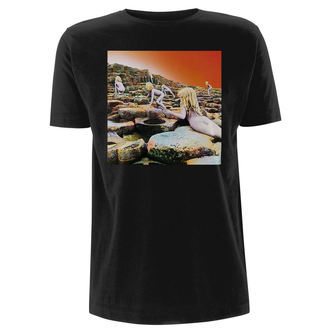 t-shirt metal men's Led Zeppelin - HOTH ALBUM COVER - PLASTIC HEAD, PLASTIC HEAD, Led Zeppelin