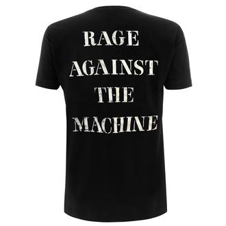 t-shirt metal men's Rage against the machine - Molotov & Stencil - NNM, NNM, Rage against the machine