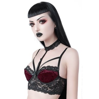 Women's bra KILLSTAR - Ruby Boudoir, KILLSTAR
