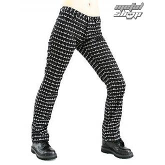 pants women Sektor 1 - S.Hipster Cardio Denim, SEKTOR 1