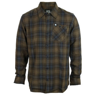 Shirt Men's METAL MULISHA - BANK, METAL MULISHA