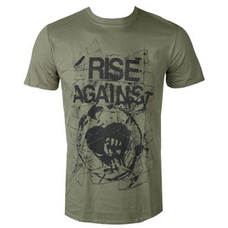 t-shirt metal men's Rise Against - TAPE - PLASTIC HEAD, PLASTIC HEAD, Rise Against