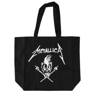 Handbag Metallica - Scary Guy - Black - RTMTLTOBSCA