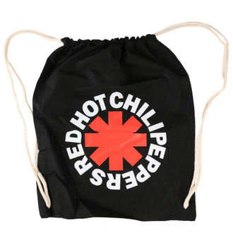 Bag Red Hot Chili Peppers - Asterisk - Black Drawstring, NNM, Red Hot Chili Peppers