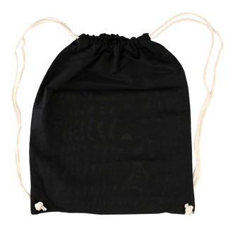 Bag Red Hot Chili Peppers - Asterisk - Black Drawstring, Red Hot Chili Peppers