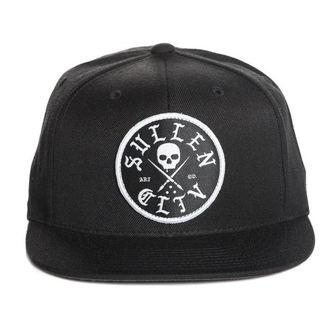 Cap SULLEN - MORTAR - BLACK, SULLEN