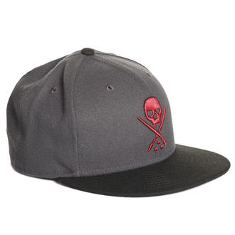 Cap SULLEN - ETERNAL WATT - GRAY / BLACK / RED, SULLEN