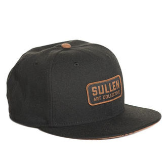 Cap SULLEN - HERRERA - BLACK / BROWN, SULLEN