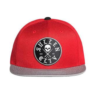 cap SULLEN - SHADER - RED, SULLEN