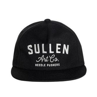 cap SULLEN - VINTAGE - BLACK, SULLEN