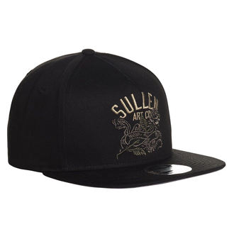 Cap SULLEN - PROTECTED - BLACK, SULLEN