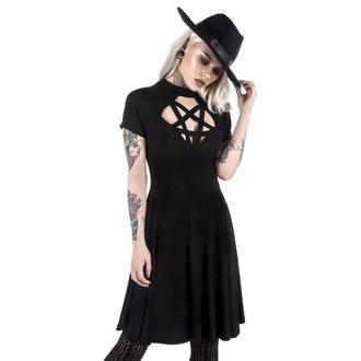 Dress Women's KILLSTAR - Scariel Penta - Black, KILLSTAR