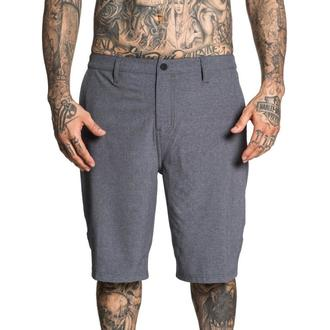 shorts men (swimsuits) SULLEN - COMPLEX - DK.HEATHER CHARCOAL, SULLEN