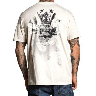 t-shirt hardcore men's - MOTHER LOPEZ - SULLEN - SCM2108_OFWH