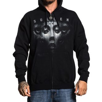 hoodie men's - JAK CONNOLLY - SULLEN