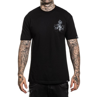 t-shirt hardcore men's - COOL GRAY - SULLEN - SCM2314_BK