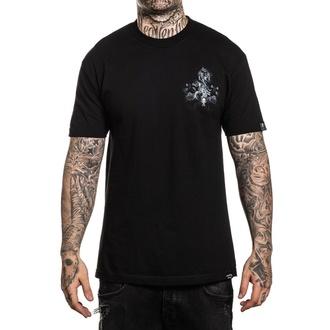 t-shirt hardcore men's - COOL GRAY - SULLEN - SCM2314_BK
