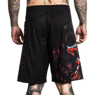 Men's shorts (swimsuit) SULLEN - PANCHO - BLACK - SCM2331_BK