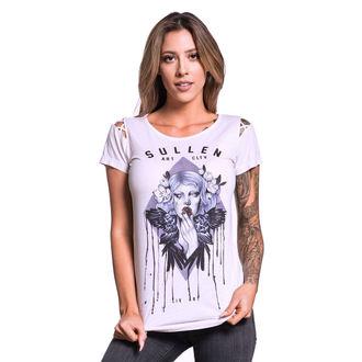 t-shirt hardcore women's - CHERRIES - SULLEN, SULLEN