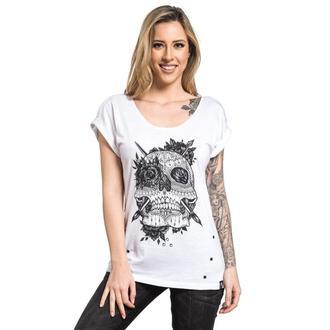 t-shirt hardcore women's - LOVE LACE - SULLEN - SCW1864_SHDW