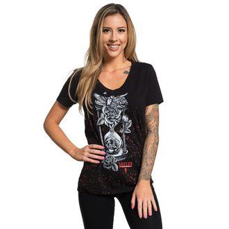 t-shirt hardcore women's - HOUR GLASS - SULLEN, SULLEN