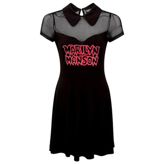 dress women KILLSTAR - MARILYN MANSON - Sedate- Black - K-DRS-F-2497