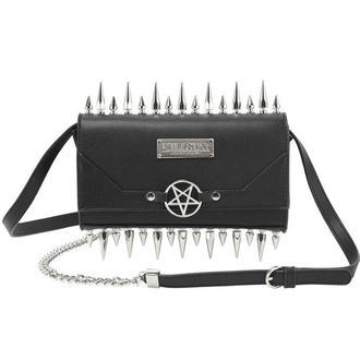 Handbag (Purse) KILLSTAR - SHE DEVIL CLUTCH - BLACK