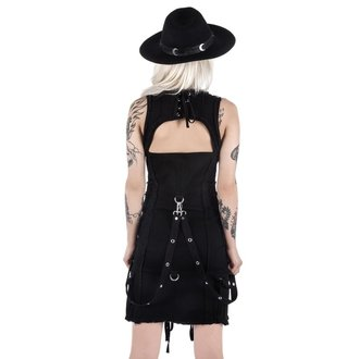 Dress Women's KILLSTAR - Sinder Hella - Black, KILLSTAR