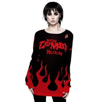 sweater unisex KILLSTAR - Rob Zombie - Six Feet Under - BLACK, KILLSTAR, Rob Zombie