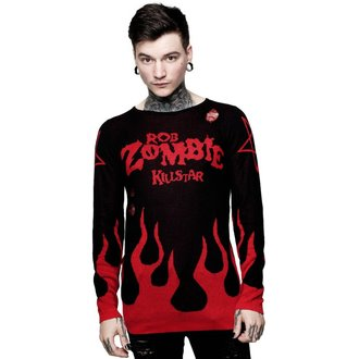 sweater unisex KILLSTAR - Rob Zombie - Six Feet Under - BLACK - KSRA000706