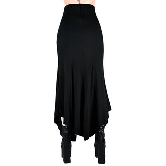 Women's skirt KILLSTAR - Slack Alice - BLACK, KILLSTAR