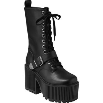 wedge boots women's - KILLSTAR - KSRA001483