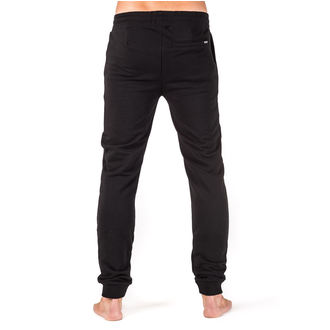 men's pants (trackpants) HORSEFEATHERS - FINN - Black, HORSEFEATHERS