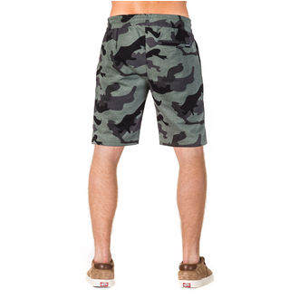 men's shorts HORSEFEATHERS - FINN - Olive Camo, HORSEFEATHERS