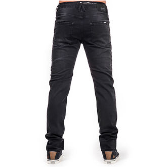 Pants Men's (Jeans) HORSEFEATHERS - FLIP DENIM - WASHED BLACK, HORSEFEATHERS