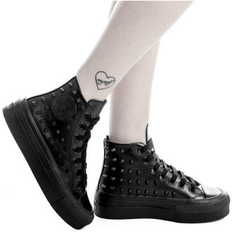 wedge boots unisex - SOULED OUT HIGH TOPS - KILLSTAR, KILLSTAR