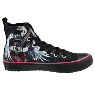 high sneakers women's - ROCK ANGEL - SPIRAL