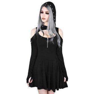 Dress Women KILLSTAR - SPIRIT WALKER - BLACK, KILLSTAR