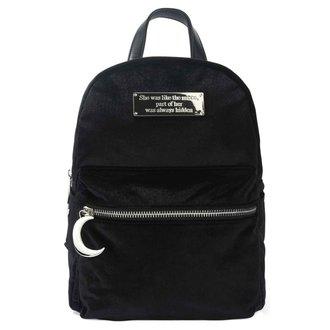Backpack KILLSTAR - Starlight Velvet - Black, KILLSTAR